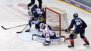 Adler Mannheim gewinnen DEL-Spitzenspiel