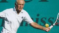Der beste Tennissenior der Welt