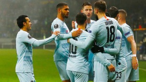 Chelsea, Arsenal und Lazio machen alles klar