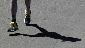 Marathon mit Morgengrauen