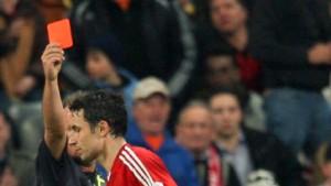 Bayern sucht den Killerinstinkt und ärgert sich über van Bommel