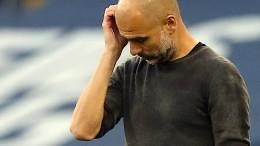 Teurer Trost für Guardiola nach dem Debakel