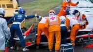 Der Tag, der alles veränderte: Jules Bianchi verunglückt am 5. Oktober in Japan