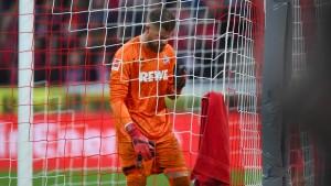 In der Bundesliga geht das Kölner Leiden weiter