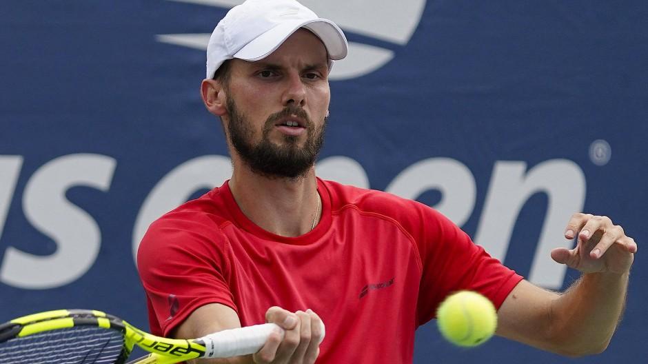 Oscar Otte ist weiter dabei bei den US Open.