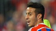 Thiago ist Bayerns Ball-Magnet