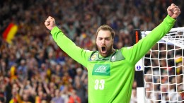 Deutschlands hart erarbeitetes Halbfinal-Glück