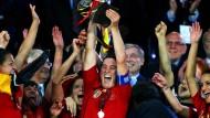 2009 gewannen die Deutschen den Titel bei der Europameisterschaft