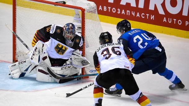 Deutschland bei Olympia 2022 gegen Kanada und Amerika