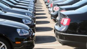 Schwere Zeiten für den Autohandel