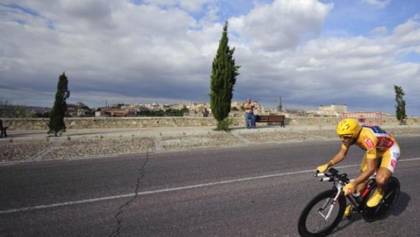 Die Vuelta sieht bald Rot