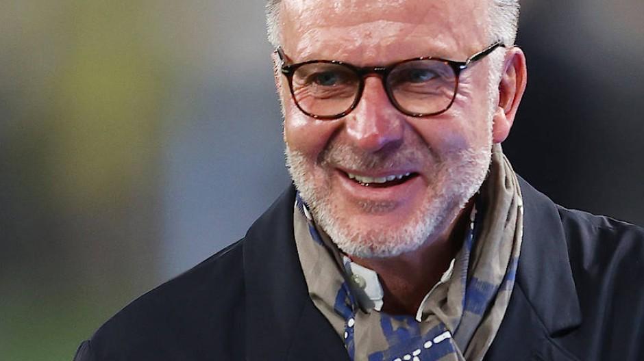 """""""Wir verlangen überhaupt keine Sonderrolle"""": Karl-Heinz Rummenigge"""
