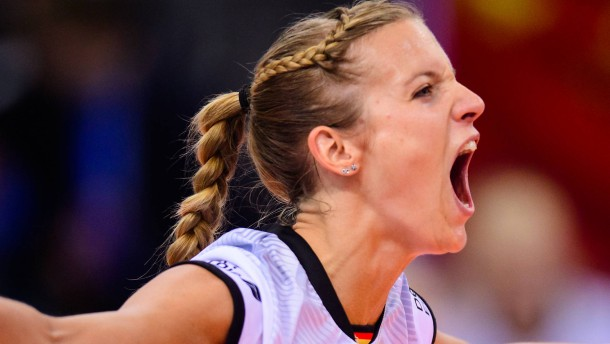 Beste Aussichten für deutsche Volleyballerinnen