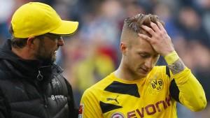 Ende der Dortmunder Siegesserie