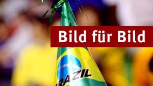 Ronaldinho schießt Brasilien ins Halbfinale