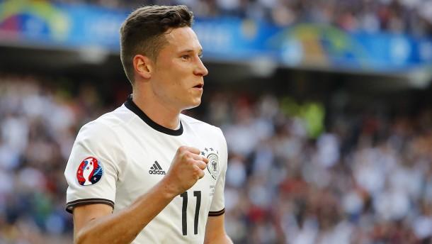 Wieso Draxler dem deutschen Spiel gut tut