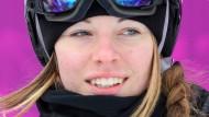 Spontan angetreten und gewonnen: Lisa Zimmermann