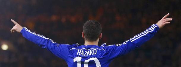 Nicht nur Chelsea und Hazard waren im Torrausch