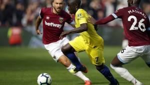 Chelsea lässt Liverpool den Vortritt