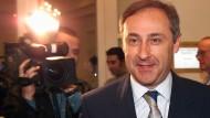 Didier Gailhaguet: Gestus und Habitus erinnern an Nicolas Sarkozy