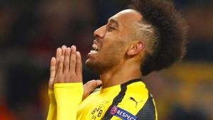 Dortmunds große Moral nicht belohnt
