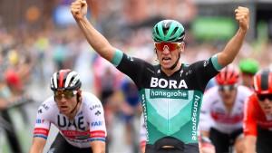 Ackermann gewinnt Deutschland-Tour-Auftakt