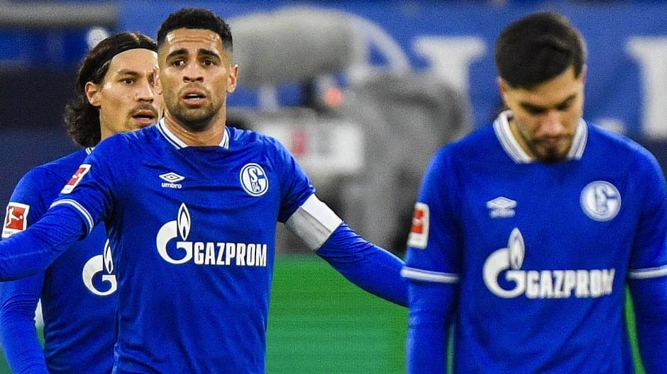 Und schon wieder eine Enttäuschung bei Schalke 04.