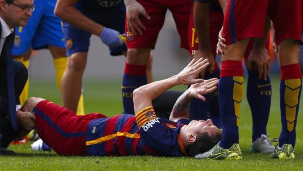 Sieben Wochen ohne Messi