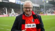 Fritz Keller, Präsident des SC Freiburg, soll DFB-Präsident werden