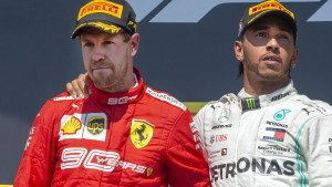 """""""Die Hölle könnte nicht wütender sein als Vettel"""""""