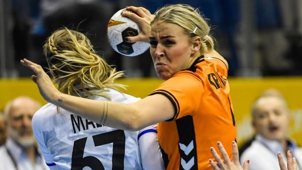 Niederlande im WM-Halbfinale