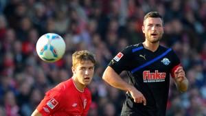 Paderborn überrascht - Andersen übernimmt