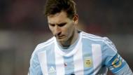 Argentinien verliert das nächste Finale