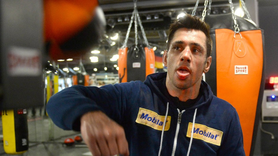 Boxer Sturm im Gym: Trainingskontrollen gibt es nicht