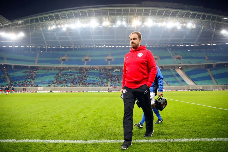 RB Leipzig verließ Zorniger im Zorn