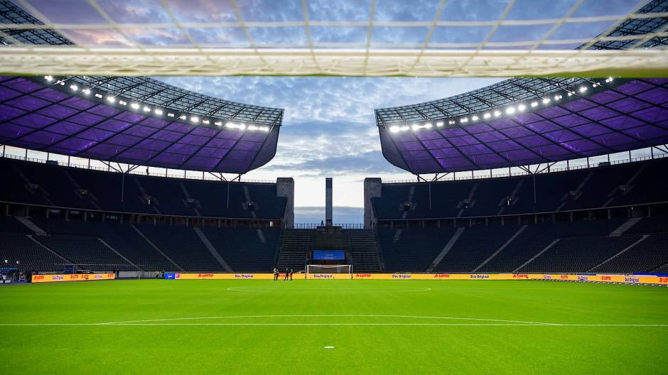 Nix los hier: Die Bundesliga isoliert sich, um den Saisonendspurt nicht zu gefährden.