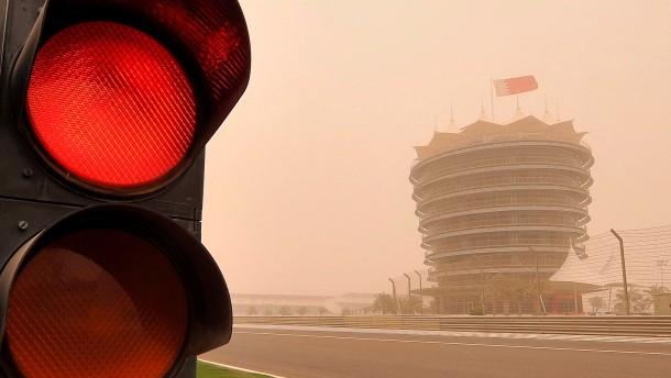 Rennen in Bahrein abermals abgesagt