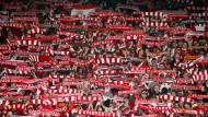Totale Leidenschaft: Fans von Union Berlin
