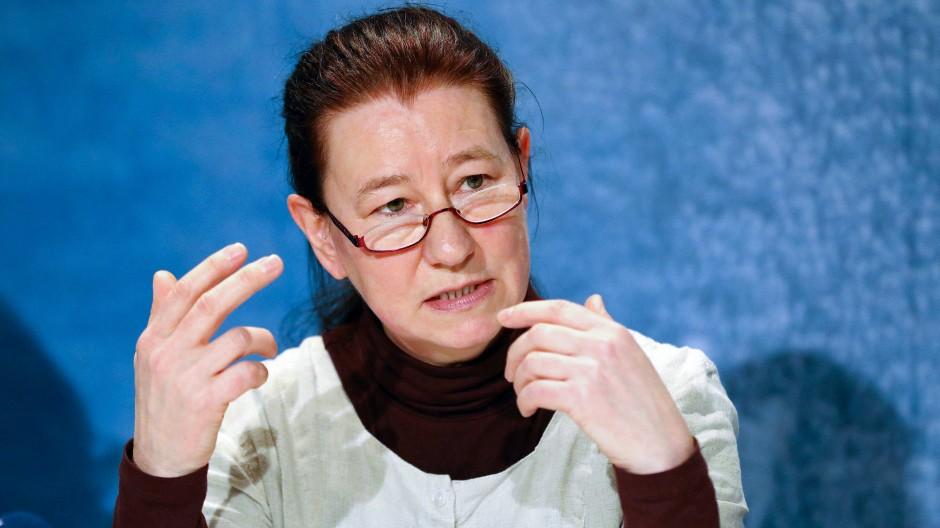 Anne Drescher ist Landesbeauftragte für Mecklenburg-Vorpommern für die  Aufarbeitung der SED-Diktatur.