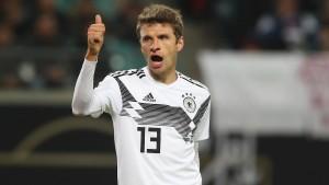 Thomas Müller darf von Olympia träumen