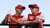 Ferrari löst Rätsel um Vettel-Partner