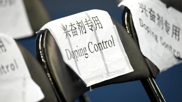 Keine Transparenz im Anti-Doping-Kampf
