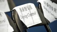 Hilfe für China: Die Wada will Integrität sichern.