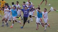 In Bhutan lebt der Traum von der WM-Teilnahme 2018