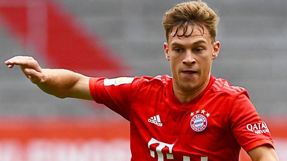 Joshua Kimmich steht nicht nur für die Gegenwart, sondern auch für die Zukunft des FC Bayern.