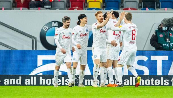 Kiel zurück auf dem Relegationsrang