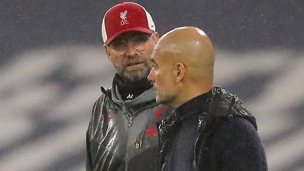 Liverpool und Klopp verlieren Tabellenführung