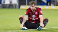"""""""Ich habe einen Fehler gemacht"""": Eintracht-Profi Marco Russ"""