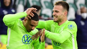 Beharrliche Wolfsburger auf dem Weg in die Königsklasse