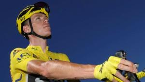 Vieles an Froome erinnert an Armstrong